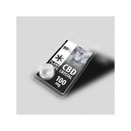 CBD Crystal 99% - Cristalli di Cannabis CBD 100mg