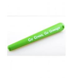 Saverette porta sigarette Go Green in plastica verde