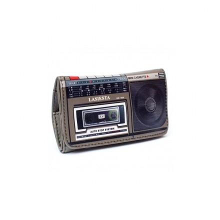 Portatabacco Siesta Cassette in ecopelle