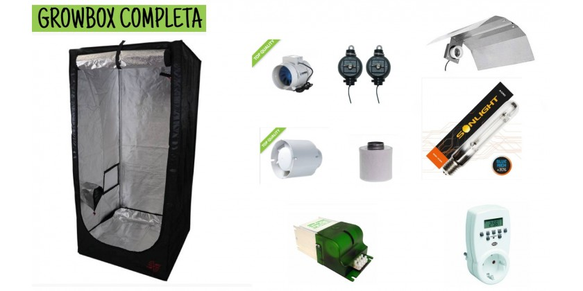 Acquista online un grow box completo | Growshop